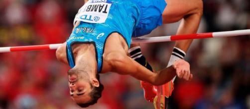 Gianmarco Tamberi sarà impegnato nella finale di salto in alto ai Mondiali di Doha