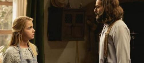 Il Segreto, spoiler 5 e 6 ottobre: Isaac apprende che Antolina l'ha tradito