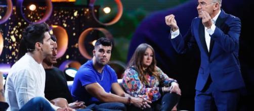 Jorge Javier acusa a Diego Matamoros de ser machista