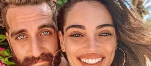 Lorella Boccia e il marito Lucio Presta vittime di una rapina