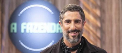 Marcos Mion anuncia nesta quinta-feira (3) qual peoa deixa 'A Fazenda'. (Arquivo Blasting News)