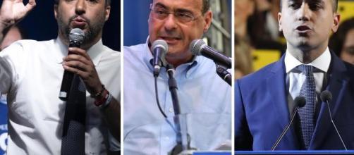 Sondaggi politici sfavorevoli a Lega, PD e M5S