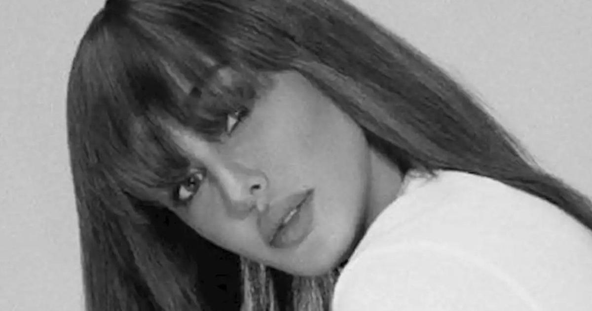 Belen Rodriguez cambia con un nuovo taglio di capelli, i ...