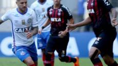 Bahia x Athletico PR: onde assistir ao vivo, arbitragem e possíveis escalações