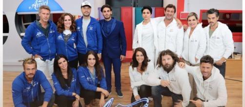 Amici Celebrities anticipaizoni terza puntata: fuori Ciro Ferrara e Raniero Monaco di Lapio