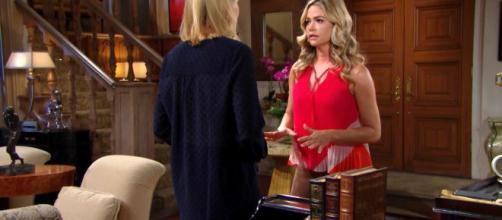 Anticipazioni Beautiful, puntate americane: Brooke schiaffeggia Shauna Fulton