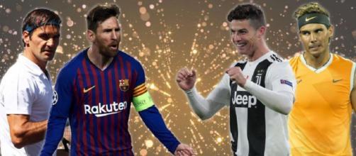 Buffon: 'Messi come Federer, Cristiano Ronaldo più simile a Nadal'