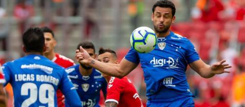 Fred está de volta ao time do Cruzeiro. (Arquivo Blasting News).