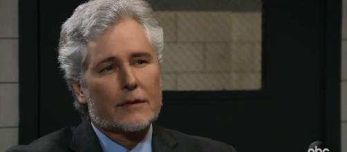 'General Hospital' casts daytime fan fave Michael E. Knight as Martin Gray. Image credit:General Hospital/Twitter