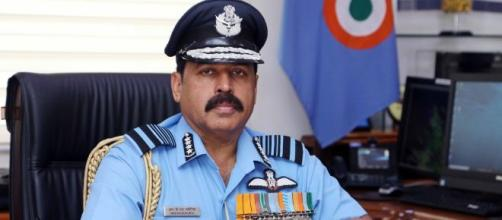 IAF boss accepts shooting down own chopper was 'big mistake. Image-(screenshot-NDTV/youtube)