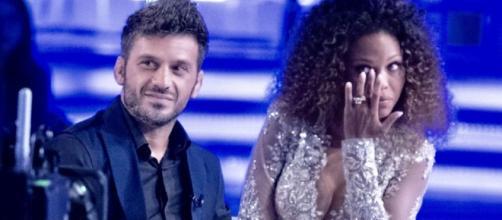 Marco Maddaloni e la moglie a Verissimo