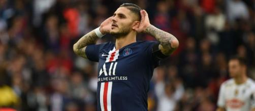 Paris Saint-Germain : Icardi a inscrit son premier but au Parc