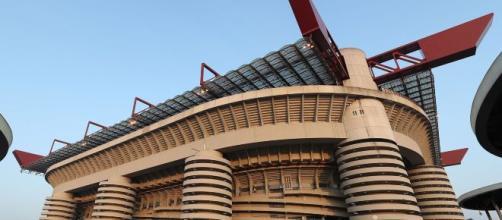 San Siro pronto a ospitare Inter-Juve