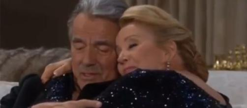 Victor and Nikki continue to suffer because of Adam. [Image Source:The Young and the Restless-YouTube]