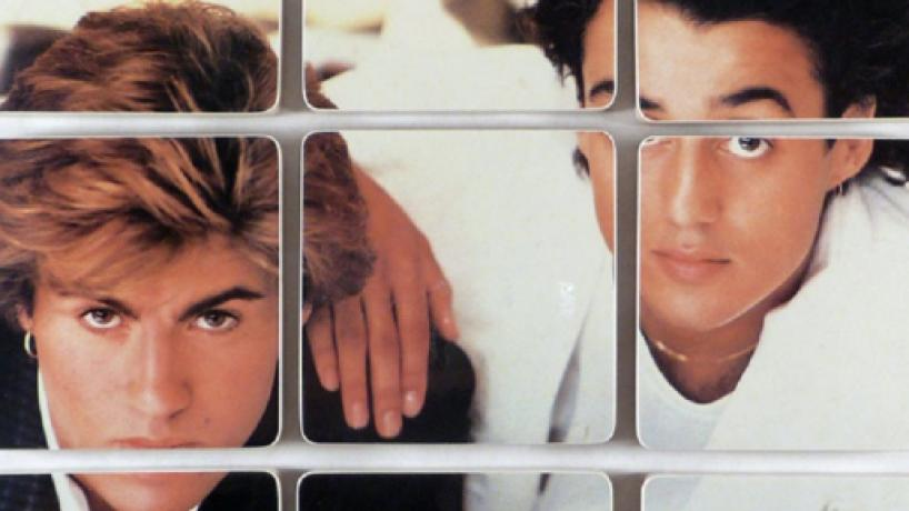 Wham star's book could lead to big screen success
