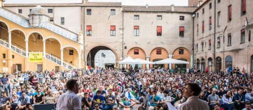 Al festival Internazionale di Ferrara
