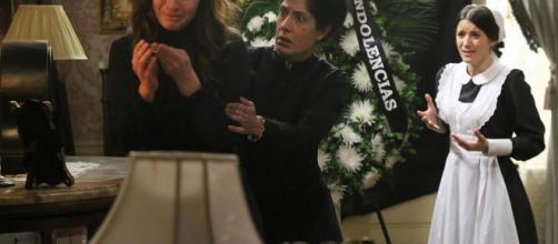 Anticipazioni Una Vita: Casilda finirà in carcere con l'accusa di ... - spettegolando.it