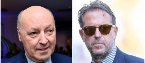 Beppe Marotta e Fabio Paratici