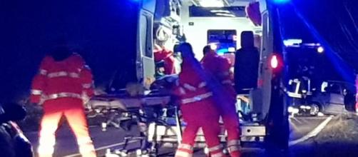 Calabria, gravissimo incidente stradale: quattro morti.