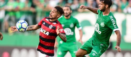 Chape e Flamengo voltam a duelar na Arena Condá. (Arquivo Blasting News)