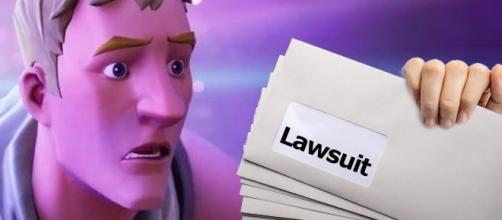 "Epic Games is being sued for ""Fortnite"" once again. Credit: Inside Gaming / YouTube"