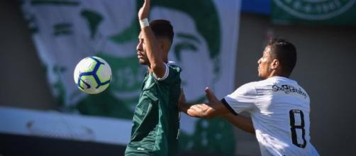 Goiás vem embalado com três vitórias. (Arquivo Blasting News)