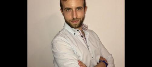Il giovane Alessandro Pensabene