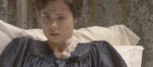 Il Segreto, spoiler: Maria apprende di poter rimanere invalida per sempre