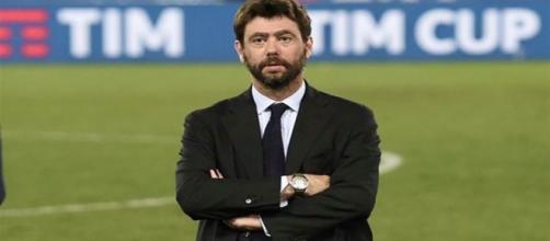 Juventus, Agnelli ha deciso di mantenere la stella di Conte all'Allianz Stadium