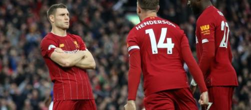 Liverpool arrache la victoire in extremis contre Leicester ... - lefigaro.fr