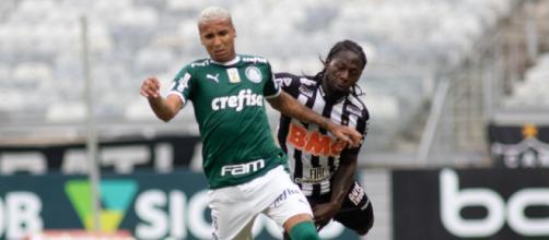 Palmeiras x Atlético-MG se enfrentam pela 23ª rodada. (Arquivo Blasting News)