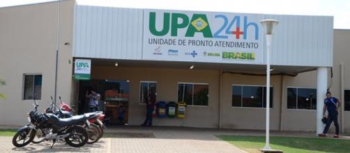 Criança foi atendida em UPA de Três Lagoas (MS). (Reprodução/Prefeitura de Três Lagoas)
