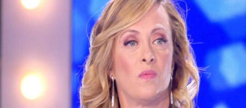 Giorgia Meloni ospite di Live-Non è la d'Urso