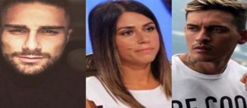 Giulia Quattrociocche tronista del Trono Classico di Uomini e Donne è divisa tra Daniele Schiavon e Alessandro Basciano