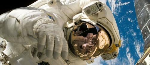 Il 21 ottobre gita femminile nello spazio.