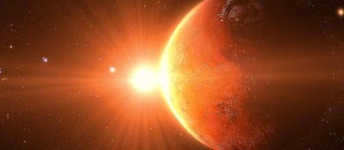 La Nasa ha pubblicato i file audio di un terremoto su Marte