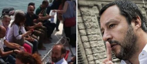 Lampedusa, Matteo Orfini attacca Matteo Salvini