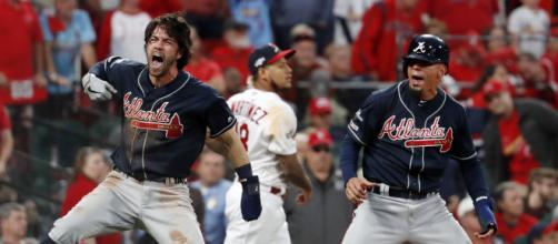 Los Braves están a una victoria de regresar a la Serie de Campeonato de la NL. www.washingtonpost.com