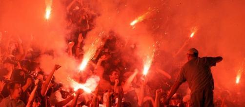 Tanti tifosi negli stadi di Serie B. Fonte foto - calcioweb.eu