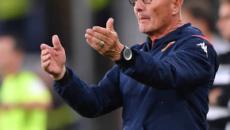 Genoa: Andreazzoli resta, Preziosi lo avrebbe confermato
