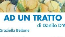 'Ad un tratto', mostra personale di Danilo D'Acquisto dal 18 ottobre a Palermo