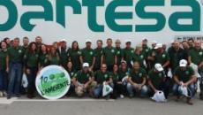 Contro plastica e rifiuti '10000 per l'Ambiente' di Heineken fa tappa a Verona
