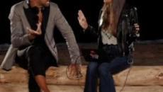 Temptation, il 7 ottobre c'è stato il falò tra Pago e Serena: la coppia è apparsa distante