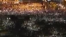 Tumulto e correria marcam show de Marília Mendonça no centro de BH
