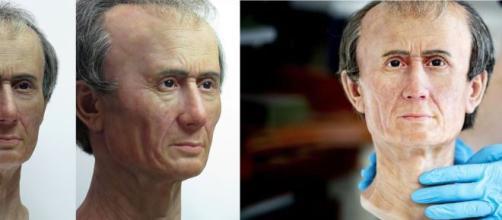 A quoi ressemblait Jules César ? | Son visage révélé en 3D ... - arles-architecte.fr