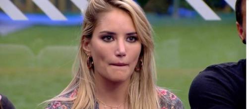 Alba Carrillo, en la casa de 'GH VIP 7'. / mitele.es