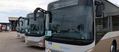 Brindisi, sassaiola contro un bus extraurbano carico di studenti: nessun ferito