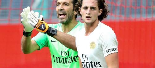 Buffon difende Rabiot, non ancora in forma