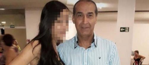 Elton Gomes da Silva, de 36 anos, foi morto na região de Praia Grande, SP. (Reprodução/Facebook/@edson.claro.5872)