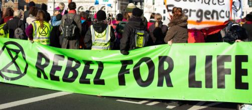 Extinction Rebellion protests -12 (Image Credit : Julia Hawkins/ Flickr)